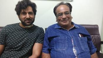 Interviewing Actor-Writer-Director Deep Joshi.
